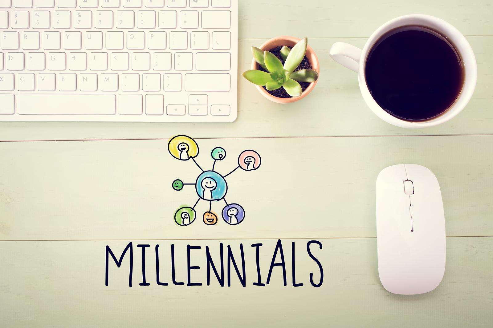 Millennials Concept