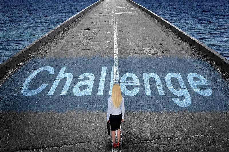 Challenge start