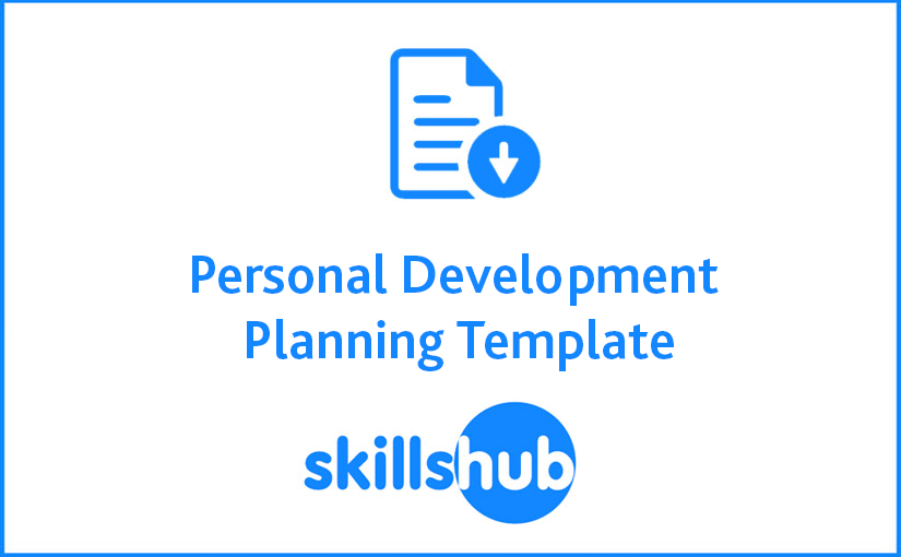 A Useful Personal Development Plan Template