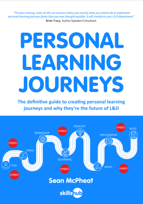 Personal learning journey book